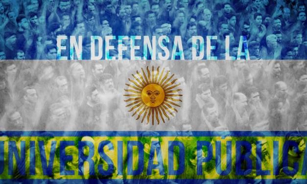 Movilizaciones y crisis universitaria en el Gobierno de Mauricio Macri