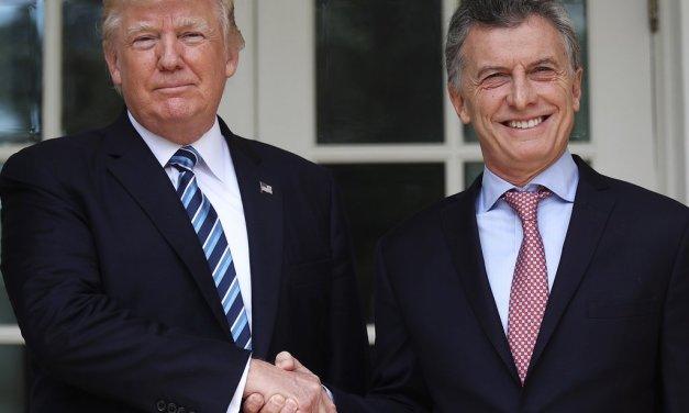 Argentina: ajuste, militarización y alineamiento con EE.UU.