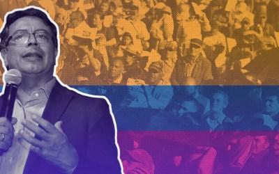 Colombia Humana: la movilización popular hacia 2022