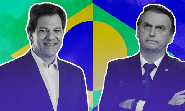 Projeções econômicas 2019-2022: Haddad  vs. Bolsonaro