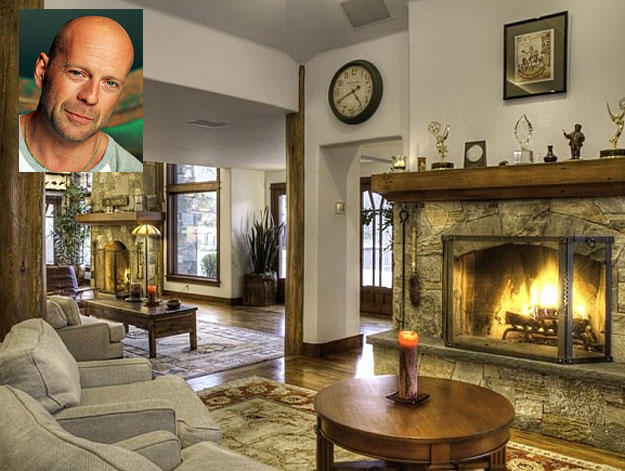 Bruce Willis Homes