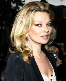 Kate Moss Height and Weight 2014
