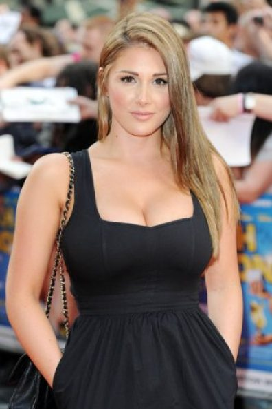 lucy pinder Measurements, Height, Weight, Bra Size, Age, Wiki