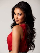 Shay Mitchell Height and Weight 2013