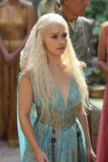 Emilia Clarke height and weight 2014