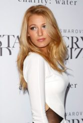Blake Lively Height and Weight 2014