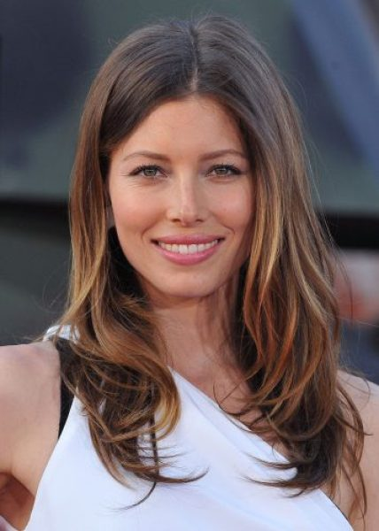 Jessica Biel height and weight 2014
