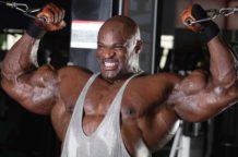 Ronnie Coleman upcoming films birthday date affairs