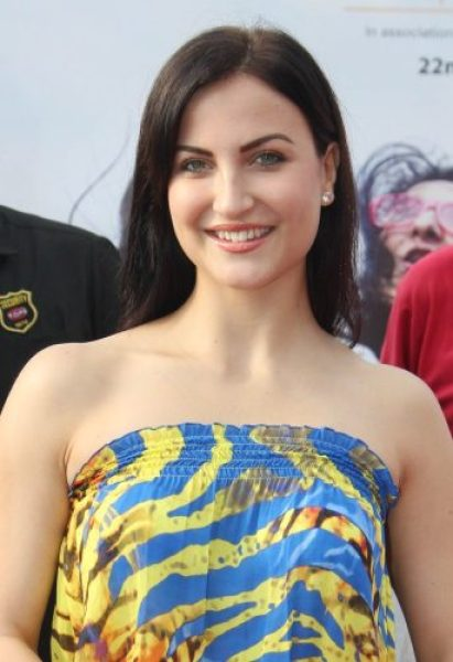 Elli Avram height and weight 2014