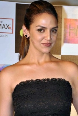 Esha Deol height and weight 2014