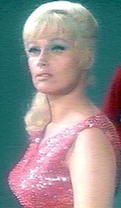 Karen Steele height and weight 2014
