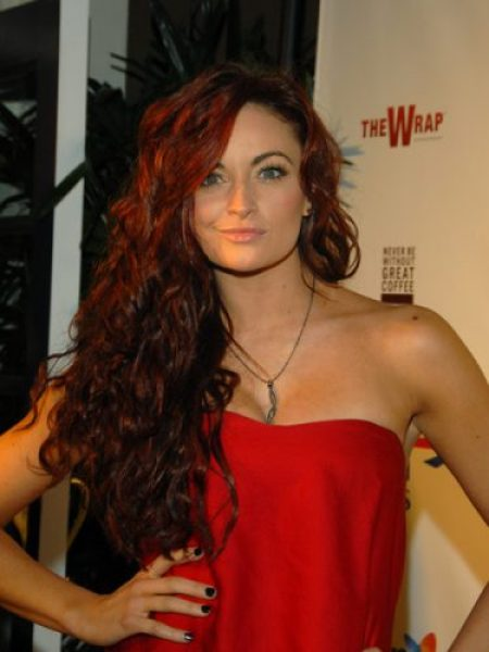 Maria Kanellis height and weight 2014