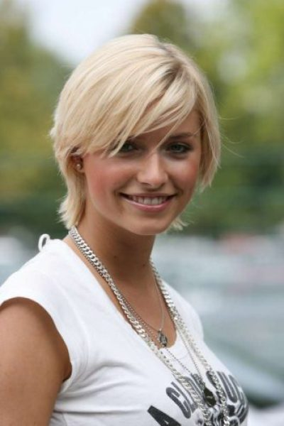 Lena Gercke height and weight 2014