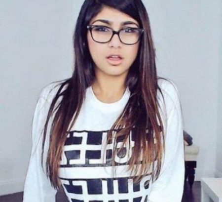 Mia Khalifa height and weight 2014