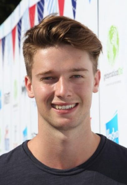 Patrick Schwarzenegger height and weight 2016