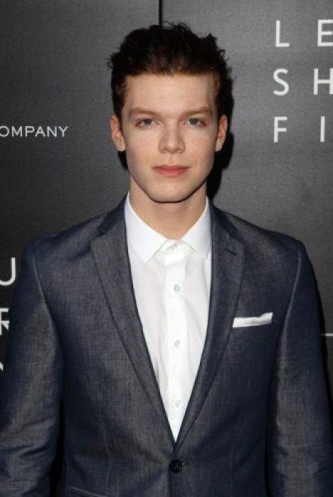 Cameron Monaghan height and weight 2016