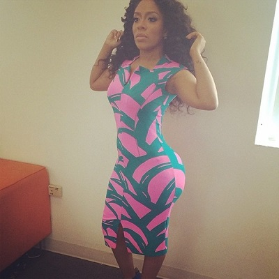 K Michelle Bra Size, Wiki, Hot Images