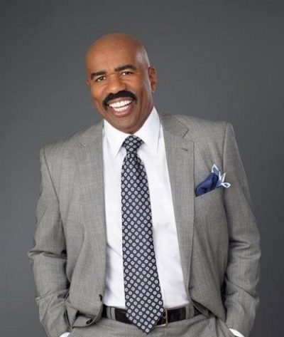 Steve Harvey height and weight 2016