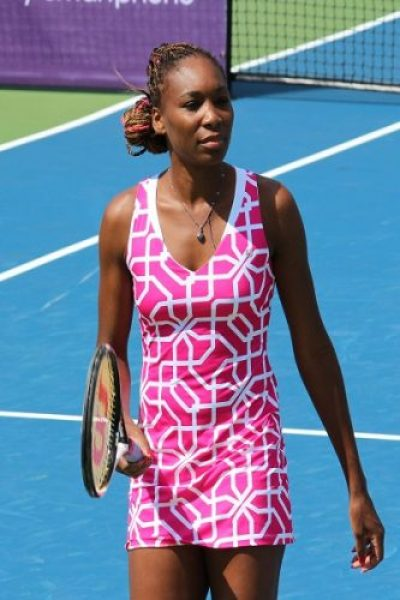 Venus Williams height and weight 2016