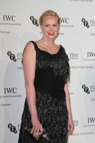Gwendoline Christie height and weight 2016