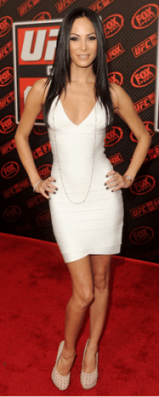 Kenda Perez height and weight 2016