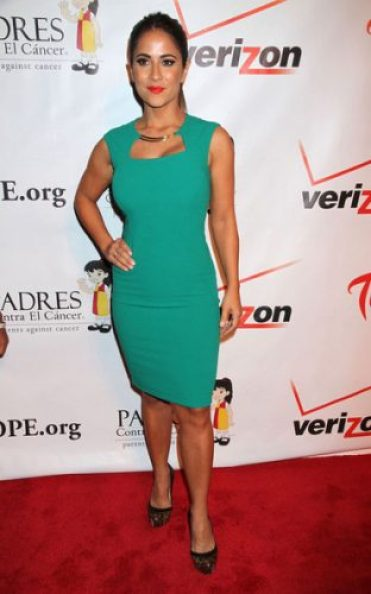 Jackie Guerrido height and weight 2016