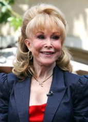 Barbara Eden height and weight