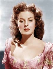 Maureen O'Hara height and weight