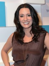 Paget Brewster height and weight