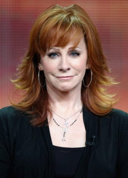 Reba McEntire height and weight