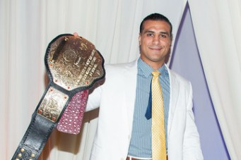 Alberto Del Rio upcoming films birthday date affairs
