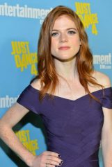Rose Leslie (Ygritte) height and weight 2016