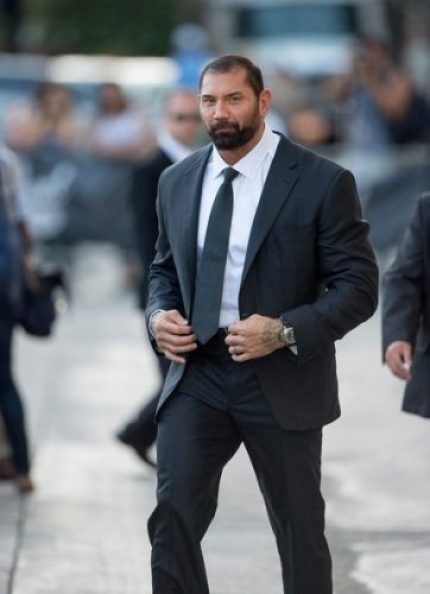 Batista height and weight 2016