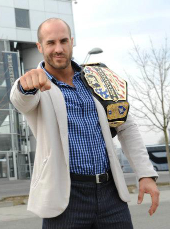 Cesaro girlfriend age biography