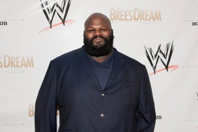 Mark Henry Height, Weight, Age, Biceps Size, Body Stats