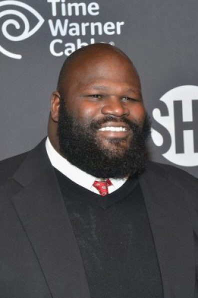 Mark Henry height and weight 2016