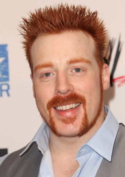 Sheamus height and weight 2016