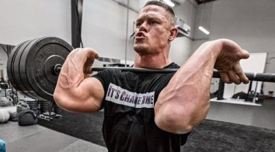 John Cena Workout Fitness Routine Diet Plan
