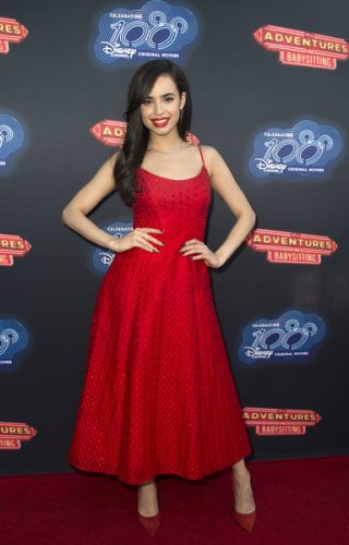 sofia-carson-height-and-weight-2016