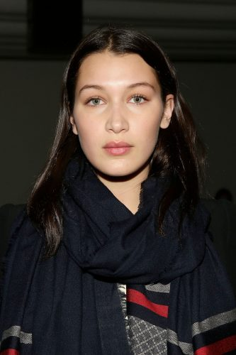 Bella Hadid height and weight 2016
