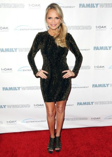 Kristin Chenoweth Upcoming films, Birthday date, Affairs
