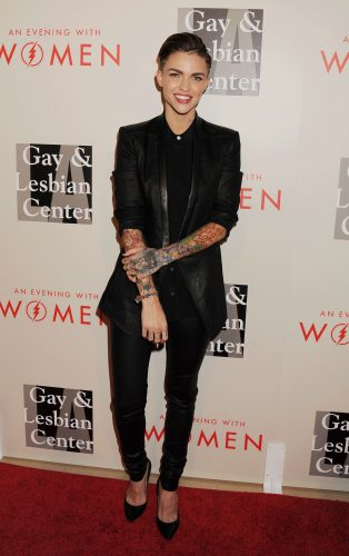 Ruby Rose Measurements Height Weight Bra Size Age Wiki