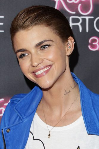 Ruby Rose height and weight 2016