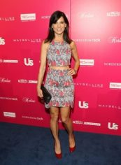 Perrey Reeves height and weight 2017