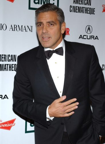 George Clooney height and weight 2017