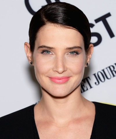 Cobie Smulders height and weight 2017