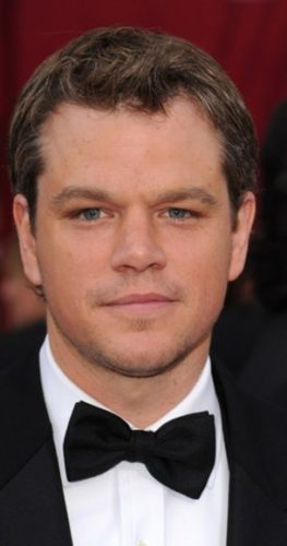 Matt Damon Height, Weight, Age, Biceps Size, Body Stats