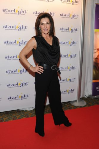 Hilary Farr height and weight 2017
