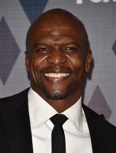 Terry Crews Chest Biceps size