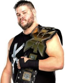 Kevin Owens height and weight 2017